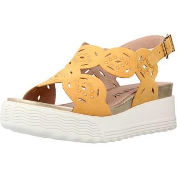 Chaussures Femme Marques à la une Stonefly PARKY 9 VELOUR Jaune