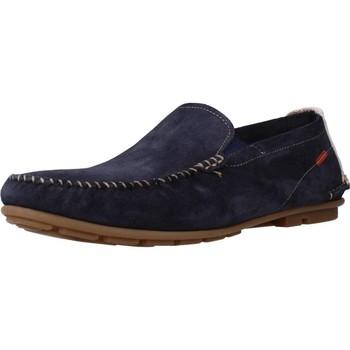 Chaussures Homme Mocassins Fluchos F1173 Bleu
