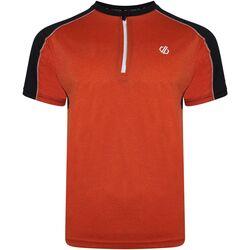 Vêtements Homme T-shirts manches courtes Dare 2b  Rouge / Noir