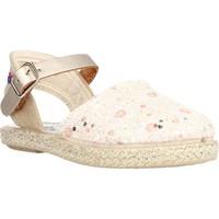 Chaussures Fille Espadrilles Conguitos LVS14543 D´or