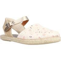 Chaussures Fille Derbies & Richelieu Conguitos LV121569 D´or