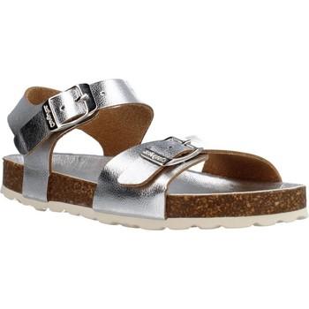 Chaussures Fille Sandales et Nu-pieds Conguitos LV128575 Argent