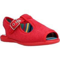 Chaussures Garçon Chaussons Chispas 38155000 Rouge
