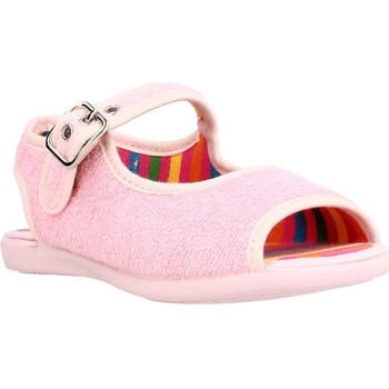 Chaussures Fille Chaussons Chispas 38245000 Rose