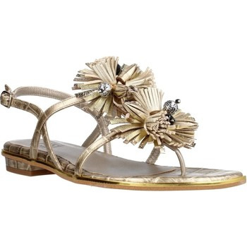 Chaussures Femme Sandales et Nu-pieds Joni 20005J D´or