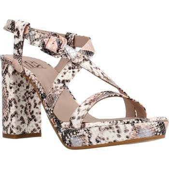 Chaussures Femme Sandales et Nu-pieds Joni 20123J Brun