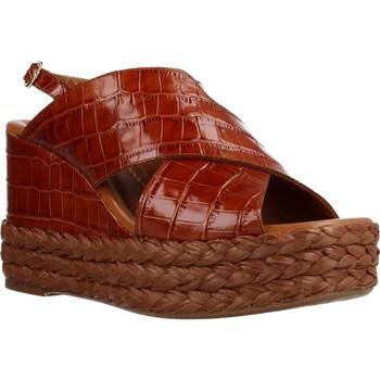 Chaussures Femme Sandales et Nu-pieds Joni 20312J Marron