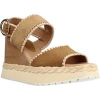 Chaussures Femme Sandales et Nu-pieds PALOMA BARCELÓ VAUDES Marron