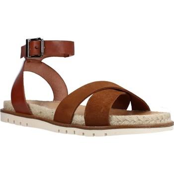 Chaussures Femme Sandales et Nu-pieds Porronet 2759P Marron