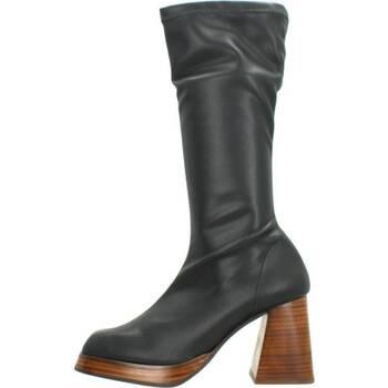 Chaussures Femme Bottes ville Angel Alarcon SERENA Noir