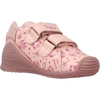 Chaussures Fille Boots Biomecanics 211113 Rose