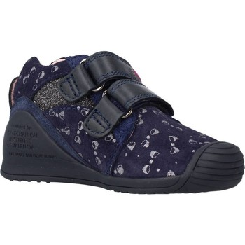 Chaussures Fille Bottines Biomecanics 211116 Bleu