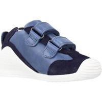 Chaussures Garçon Boots Biomecanics 211127 Bleu