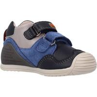 Chaussures Garçon Boots Biomecanics 211139 Bleu
