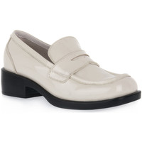 Chaussures Femme Mocassins Jeffrey Campbell IVO SORBONNE Bianco