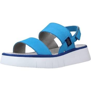 Chaussures Femme Polo Ralph Lauren Fly London CURA318FLY Bleu