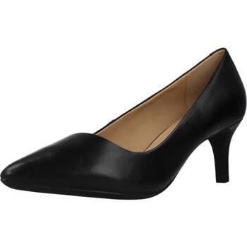 Chaussures Femme Escarpins Geox D ELINA Noir