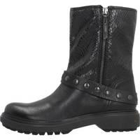 Chaussures Femme Bottes Geox D ASHEELY C Noir