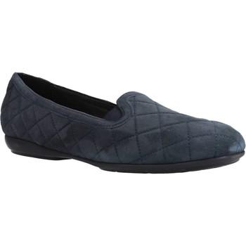 Chaussures Femme Ballerines / babies Geox D ANNYTAH Bleu