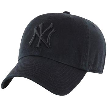Accessoires textile Femme Casquettes 47 Brand New York Yankees MVP Cap Noir