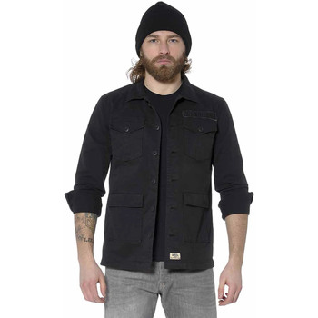 Vêtements Homme Blousons Von Dutch JACKET ARM NR Noir