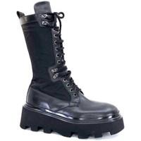 Chaussures Femme Bottes ville Elena Iachi E2992-T Noir