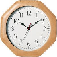 Vêtements de nuit Horloges Ams 5998/18, Quartz, White, Analogue, Classic Blanc