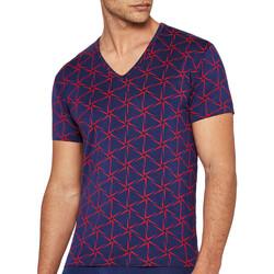 Vêtements Homme T-shirts manches courtes I Am What I Wear I am Bleu
