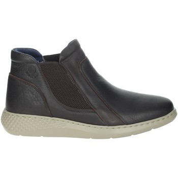 Chaussures Homme Boots Notton 160 Marron