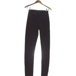 Vêtements Femme Jeans slim Cheap Monday Jean Slim Femme  34 - T0 - Xs Noir