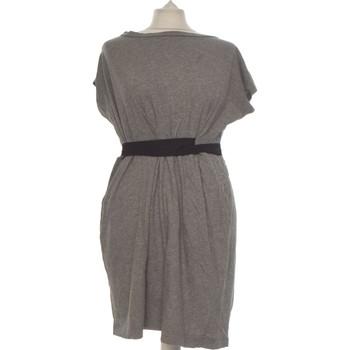Vêtements Femme Robes courtes Autre Ton Robe Courte  40 - T3 - L Gris