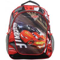 Sacs Enfant Cartables A Découvrir ! Sac à dos Cars rouge motif Mcqueen (1s) Multicolor