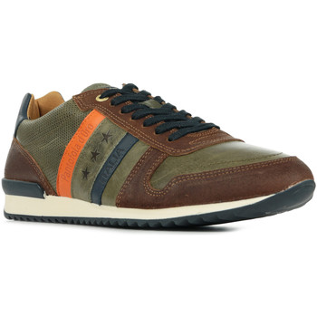 Chaussures Homme Baskets basses Pantofola d'Oro Rizza Uomo Low marron