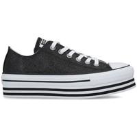 Chaussures Femme Baskets basses Converse EVA LIFT - CTAS NOIR 564877C Noir