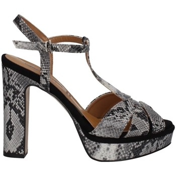 Chaussures Femme Sandales et Nu-pieds Bottega Lotti 5753008 GRIS