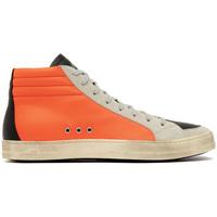 Chaussures Homme Baskets montantes P448 SKATE-ORANGE ARANCIONE