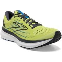 Chaussures Homme Running / trail Brooks Glycerin 19 Jaune