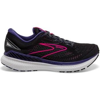 Chaussures Femme Running / trail Brooks Glycerin Gts 19 Noir