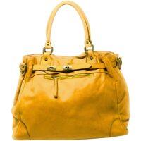 Sacs Femme Sacs porté main Oh My Bag MISS JEANNE Safran