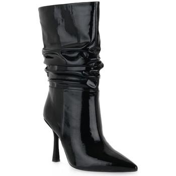 Chaussures Femme Bottines Jeffrey Campbell BLK GUILLO Nero