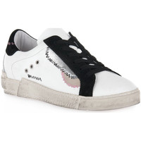 Chaussures Femme Baskets basses At Go GO 4114 GALAXY Bianco