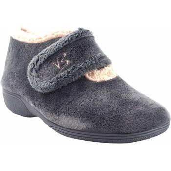 Chaussures Femme Chaussons Vulca Bicha Go home lady  4771 gris Gris