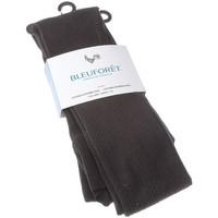 Sous-vêtements Femme Citrouille et Compagnie Bleuforet Collant chaud - Coton - Ultra opaque - Coton / Cachemire / Soie Noir