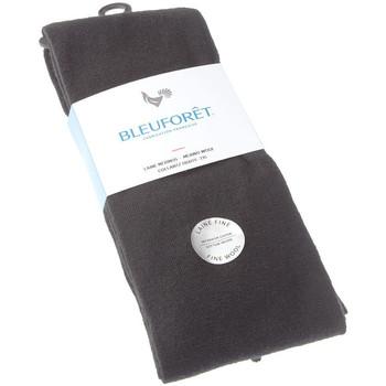 Sous-vêtements Femme Citrouille et Compagnie Bleuforet Collant chaud - Mérinos - Ultra opaque - Laine Mérinos Noir