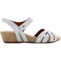 Chaussures Femme Sandales et Nu-pieds Benvado 28026001 Argento