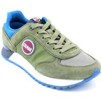 Chaussures Homme Baskets basses Colmar travis authentic 005 Vert