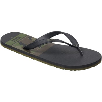 Chaussures Homme Tongs Reef Switchfoot Prints Schwarz