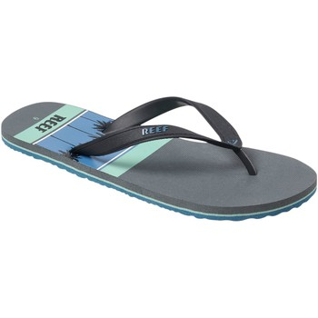 Chaussures Homme Tongs Reef Switchfoot Prints Grau