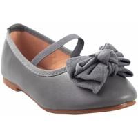 Chaussures Fille Ballerines / babies Bubble Bobble Chaussure fille  a2702 gris Gris