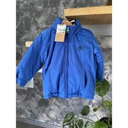 Vêtements Garçon Manteaux Autre Marque Manteau Timberland Bleu